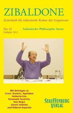 Italienische Philosophie heute von Bremer,  Thomas, Heydenreich,  Titus
