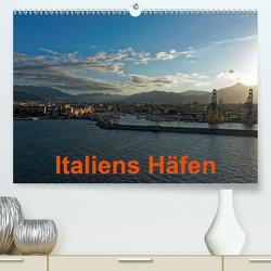 Italiens Häfen (Premium, hochwertiger DIN A2 Wandkalender 2021, Kunstdruck in Hochglanz) von Enders,  Borg