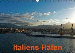 Italiens Häfen (Wandkalender 2019 DIN A3 quer) von Enders,  Borg