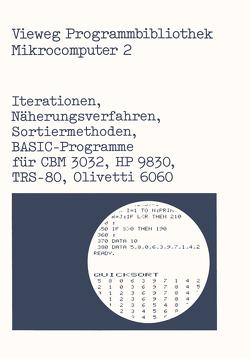 Iterationen, Näherungsverfahren, Sortiermethoden von Schumny,  Harald