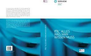 ITIL® – Alles was man wissen muss von Bause,  Markus, Kresse,  Michael