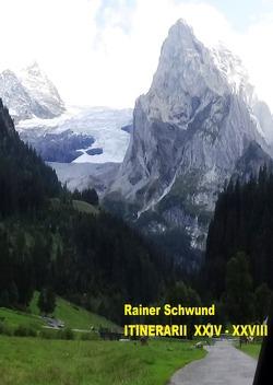 ITINERARII 24-28 von Schwund,  Rainer