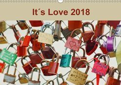 It´s Love 2018 (Wandkalender 2018 DIN A3 quer) von Meyer,  Ines