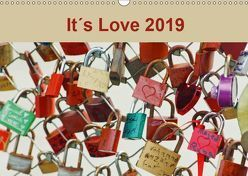 It´s Love 2019 (Wandkalender 2019 DIN A3 quer) von Meyer,  Ines