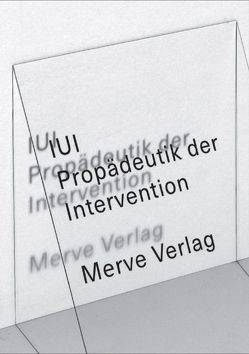 IUI von Recklies,  Mara, Starke,  Larissa, von Borries,  Friedrich