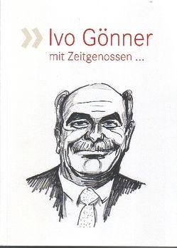 Ivo Gönner mit Zeitgenossen von Thierer,  Hans-Uli