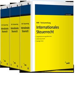 IWB-Textsammlung – Internationales Steuerrecht ohne Fortsetzungsbezug