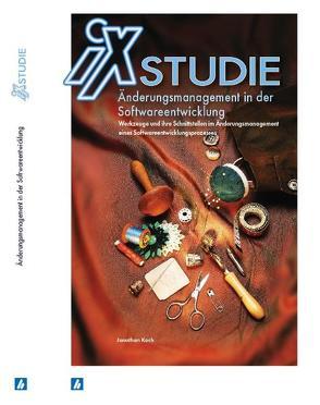 iX Studie – Änderungsmanagement in der Softwareentwicklung von Koch,  Jonathan