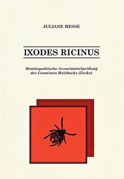 Ixodes ricinus von Hesse,  Juliane