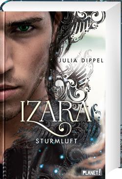 Izara 3: Sturmluft von Dippel,  Julia, Liepins,  Carolin