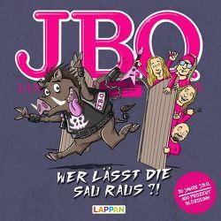 J.B.O. Wer lässt die Sau raus? von Holtschulte,  Michael, Holzmann,  Hannes