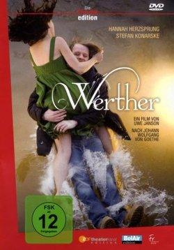 J. W. v. Goethe: Werther von Goethe,  Johann Wolfgang von, Herzsprung,  Hannah, Janson,  Uwe, Konarske,  Stefan