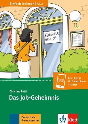Das Job-Geheimnis von Rettl,  Christine