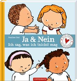 Ja & Nein – ich sag, was ich (nicht) mag von Kluitmann,  Andrea, Oud,  Pauline