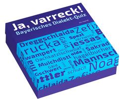 Ja, varreck! Bayerisches Dialekt-Quiz