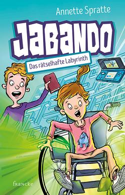 Jabando – Das rätselhafte Labyrinth von Fernández,  Daniel, Spratte,  Annette