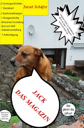 Jack – das Magazin von Schäfer,  Sarah
