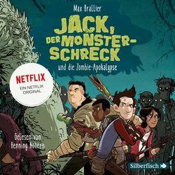 Jack, der Monsterschreck 1: Jack, der Monsterschreck, und die Zombie-Apokalypse von Brallier,  Max, Kilian,  Kai, Nöhren,  Henning