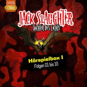 Jack Slaughter – Tochter des Lichts / Jack Slaughter Hörspielbox I von Frey,  Nikola, Richter,  Devon
