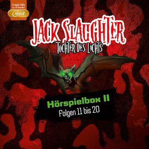 Jack Slaughter – Tochter des Lichts / Jack Slaughter Hörspielbox II von Frey,  Nikola, Richter,  Devon