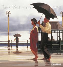 Jack Vettriano 2021 – Kunst-Kalender – Wand-Kalender – 45×48 von Vettriano,  Jack