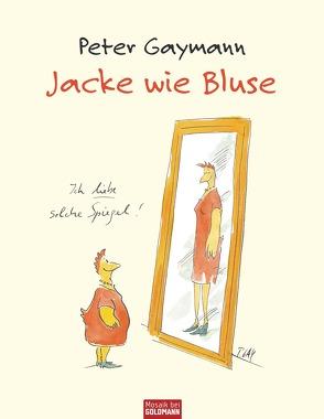Jacke wie Bluse von Gaymann,  Peter