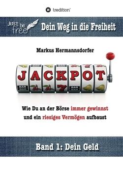 Jackpot! von Hermannsdorfer,  Markus, Landis,  Corey, tredition