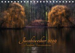 Jacobiweiher – Frankfurts Vierwaldstättersee (Tischkalender 2019 DIN A5 quer) von Wally