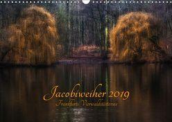 Jacobiweiher – Frankfurts Vierwaldstättersee (Wandkalender 2019 DIN A3 quer) von Wally