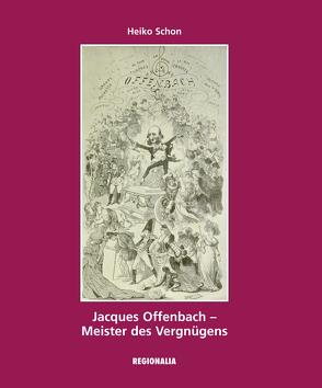 Jacques Offenbach von Schon,  Heiko