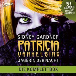 Jägerin der Nacht. Die Box. 54 von ZYX Music GmbH & Co. KG