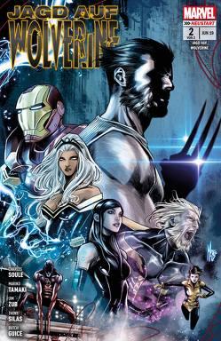 Jagd auf Wolverine von Rosanas,  Ramon, Soule,  Charles