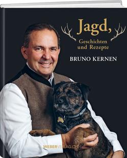 Jagd, Geschichten und Rezepte von Kernen,  Bruno