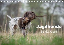 Jagdhunde bei der Arbeit (Tischkalender 2019 DIN A5 quer) von Brandt,  Tanja