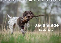 Jagdhunde bei der Arbeit (Wandkalender 2019 DIN A3 quer) von Brandt,  Tanja