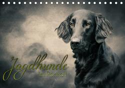 Jagdhunde im Portrait (Tischkalender 2021 DIN A5 quer) von Hollstein,  Alexandra