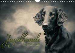 Jagdhunde im Portrait (Wandkalender 2019 DIN A4 quer) von Hollstein,  Alexandra