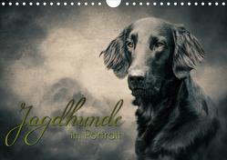 Jagdhunde im Portrait (Wandkalender 2020 DIN A4 quer) von Hollstein,  Alexandra