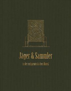 Jäger & Sammler von Emslander,  Fritz, John,  Gabriele, Museum Morsbroich, Villa Merkel,  Galerien der Stadt Esslingen