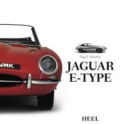 Jaguar E-Type von Thorley,  Nigel