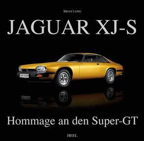 Jaguar XJ-S von Long,  Brian