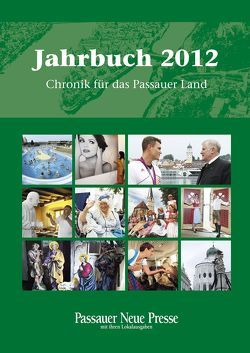 Jahrbuch 2012 von Rammer,  Dr.Stefan, Schaffner,  Richard