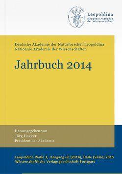 Jahrbuch 2014 von Deutsche Akademie der Naturforscher, Hacker,  Jörg