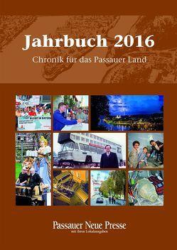 Jahrbuch 2016 von Rammer,  Dr.Stefan, Schaffner,  Richard