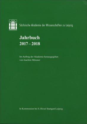 Jahrbuch 2017–2018 von Mössner,  Joachim