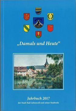 Jahrbuch 2017 der Stadt Bad Liebenzell und seiner Stadtteile