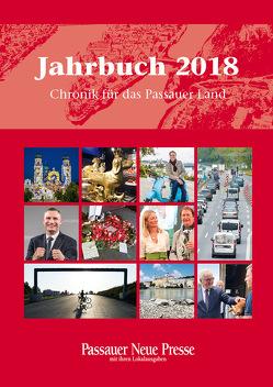 Jahrbuch 2018 von Dr. Rammer,  Stefan
