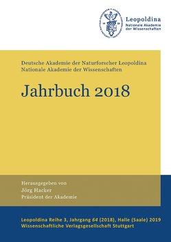 Jahrbuch 2018 von Deutsche Akademie der Naturforscher, Hacker,  Jörg
