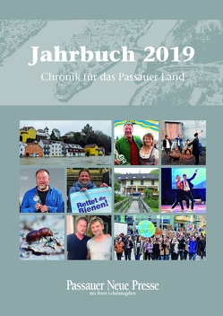 Jahrbuch 2019 von Dr. Rammer,  Stefan, Schaffner,  Richard
