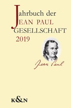 Jahrbuch den Jean Paul Gesellschaft von Hunfeld,  Barbara, Paulus,  Jörg, Schmitz-Emans,  Monika, Simon,  Ralf